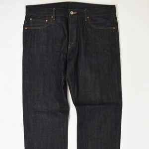 Rocawear Big & Tall  Blue 40 x 34 Straight Cotton